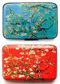 "Credit Card Case - Set of 2 - ""Almond Blossoms"""