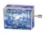 Music Box - Nympheas, by Monet, Melody: Waltz of the Flowers
