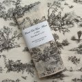 ~Tissue Paper - French Toile - Black Design on Cream (10 ct)