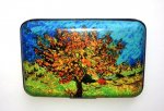 "Credit Card Case (Armor Wallet) ""The Mulberry Tree"" by Van Gogh"