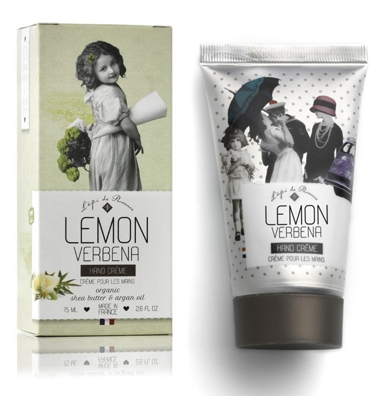 L'epi de Provence - Hand Cream - Amour de France-Lemon Verbena